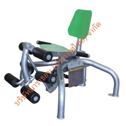 อุปกรณ์เสริมสร้างสมรรถภาพกล้ามเนื้อต้นขาด้านหน้าและด้านหลังแบบไฮโดรลิก V5