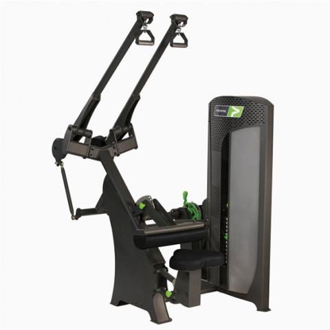อุปกรณ์ฝึกความแข็งแรงกล้ามเนื้อหลังส่วนกลาง ( Diverging Lat Pulldown )