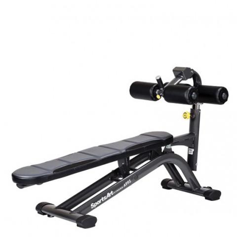 เก้าอี้ฝึกกล้ามเนื้อท้องแบบปรับระดับได้