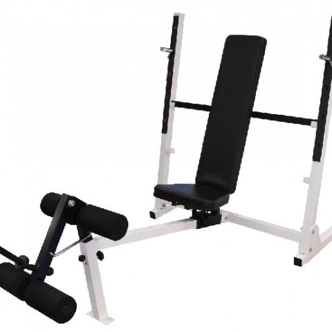 เก้าอี้ฝึกยกน้ำหนัก 42L