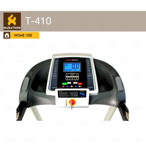 ลู่วิ่งไฟฟ้า รุ่น T410